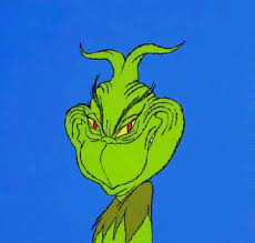 Grinch Smiling