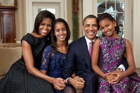 Obama First Family