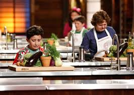 Anxious Boys on Master Chef Jr.