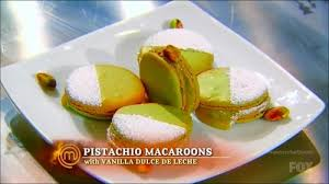 Macaroons from Master Chef Jr.