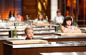 Riley on Master Chef Jr
